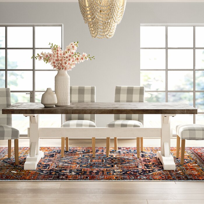 Sensational Bulah Solid Wood Dining Table Download Free Architecture Designs Scobabritishbridgeorg