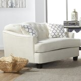 Oehler Loveseat by Charlton Home®