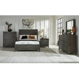 Dorothea  Platform Solid Wood Configurable Bedroom Set by Millwood Pines