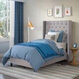 Debord Upholstered Standard Bed byDarby Home Co