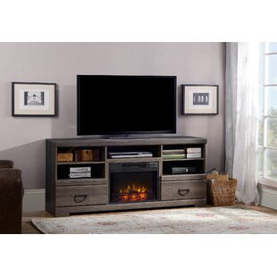 Dooling Media TV Stand for TVs up to 65