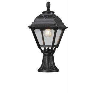 Andesine 1-Light Pedestal Light By Sol 72 Outdoor