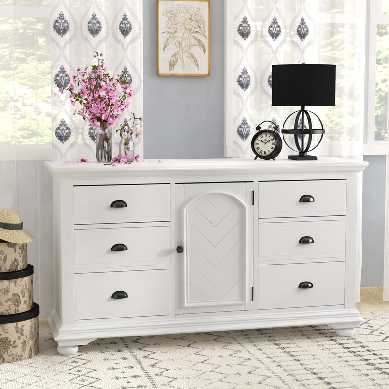 Beachcrest Home Tarquin 4 Piece Configurable Bedroom Set Reviews Wayfair