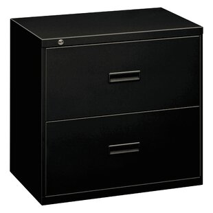 HON 400 Series 2-Drawer Lateral Filing Cabinet