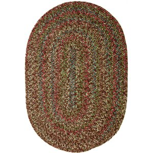 Valla Brown Indoor/Outdoor Area Rug