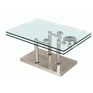 Daivelis Coffee Table by Orren Ellis Amazing