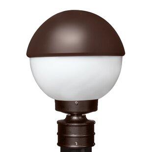 Donnie 1-Light Glossy Glass Lantern Head by Latitude Run