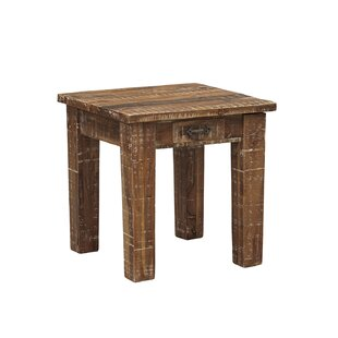 Walczak End Table by Millwood Pines Coupon