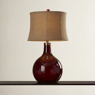 Compare prices Peabody Heights 31.5 Table Lamp By Red Barrel Studio