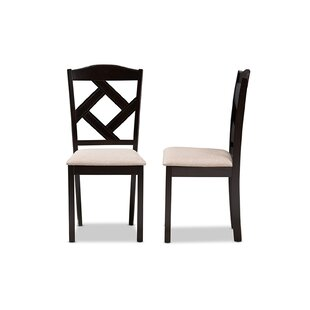 Haddix Dining Chair (Set of 2) by Charlto..