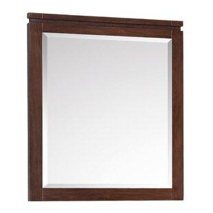 Reviews Wigington Bathroom/Vanity Mirror ByMercury Row