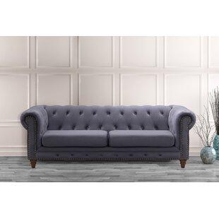 Arnone Chesterfield Sofa