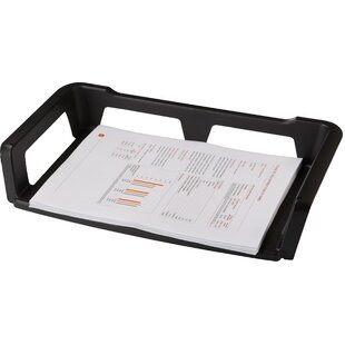 Storex Recycled Le Tray (Set of 12)