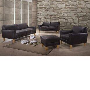 Pullins 3 Piece Living Room Set by Latitude Run