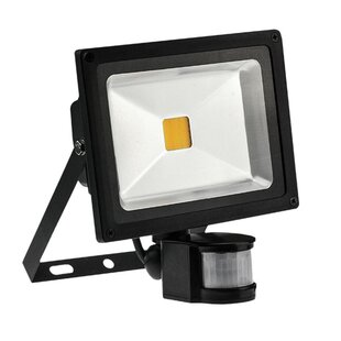 1 Head LED Outdoor Floodlight With Motion Sensor Image