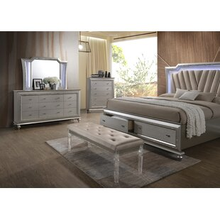 Echols Panel Configurable Bedroom Set
