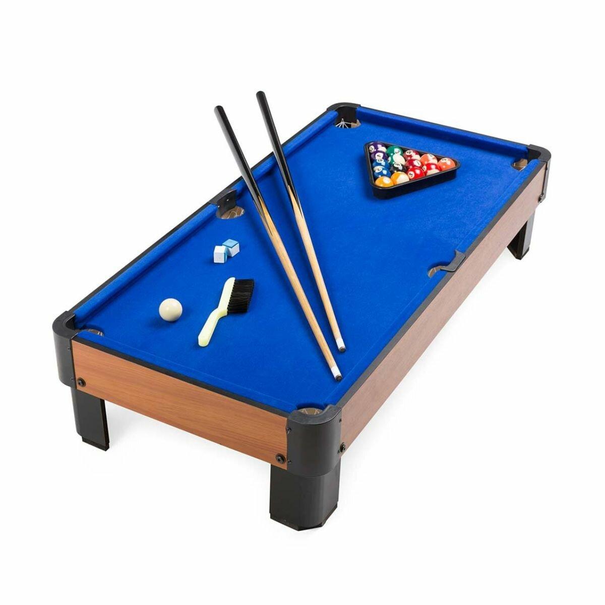 HearthSong Tabletop 3.4' Slate Pool Table & Reviews