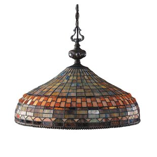 Baron 3-Light Bowl Pendant by Fleur De Lis Living