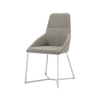 Price comparison Atlas Upholstered Dining Chair (Set of 2) by Brayden Studio Reviews (2019) & Buyer's Guide