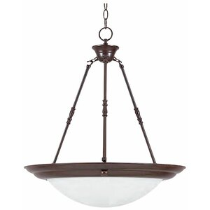 3-Light Pendant