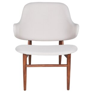 Joseph Allen Cameo Curve Wingback Chair