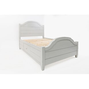 Ginns Storage Platform Bed