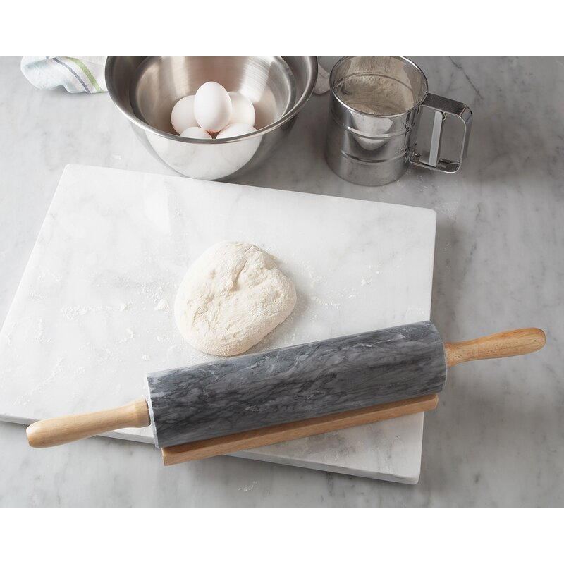 Chrisley Marble Pastry Board