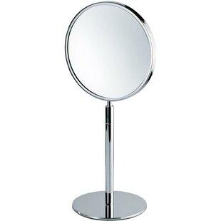 Reviews Korman Round Makeup/Shaving Mirror BySymple Stuff