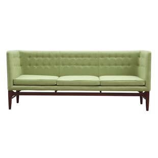 Savings Mayor Mid Century Modern Chesterfield Sofa by Kardiel Reviews (2019) & Buyer's Guide