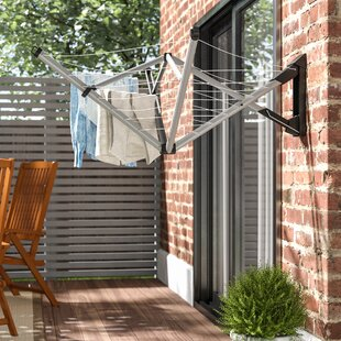 Washing Lines Clothes Airers Drying Racks Youll Love Wayfaircouk