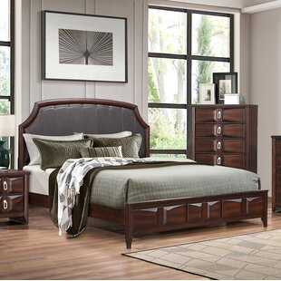 Redbrook Upholstered Panel Bed