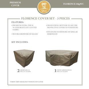 Florence 3 Piece Sofa Cover Set
