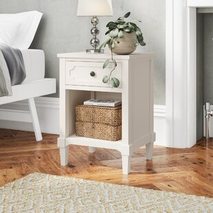 Mikel Side Table With Storage By August Grove