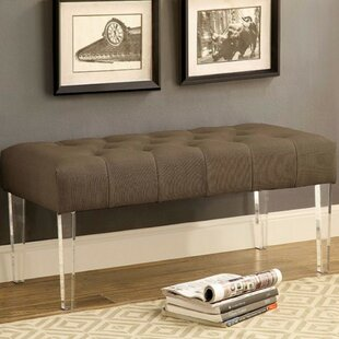 Bibiana Upholstered Bench by House of Hampton