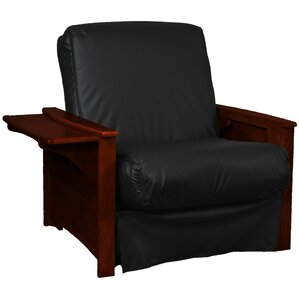 Valet Perfect Sit and Sleep Futon Chair by Epic Furnishings LLC