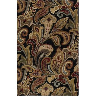 Bargain Donegal Medallions Floral Area Rug ByDarby Home Co