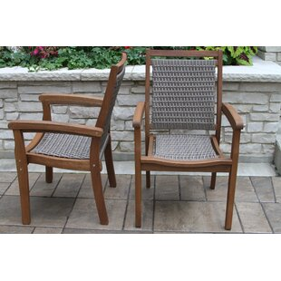 Rhett Stacking Patio Dining Chair
