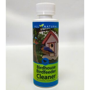 Birdhouse Birdfeeder Cleaner By Care Free Enzymes