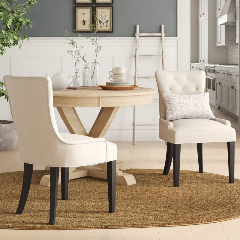 23ce8c25b414e Birch Lane™ Heritage Grandview Upholstered Dining Chair   Reviews ...
