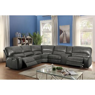 Red Barrel Studio Dahlke Power Motion Reclining Sectional