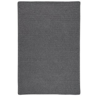 Hopseed Gray Indoor/Outdoor Area Rug