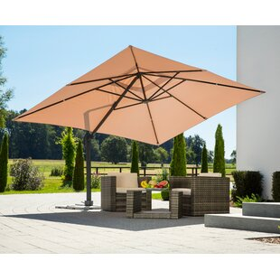 Grande 3m X 4m Rectangular Cantilever Parasol By Schneider Schirme