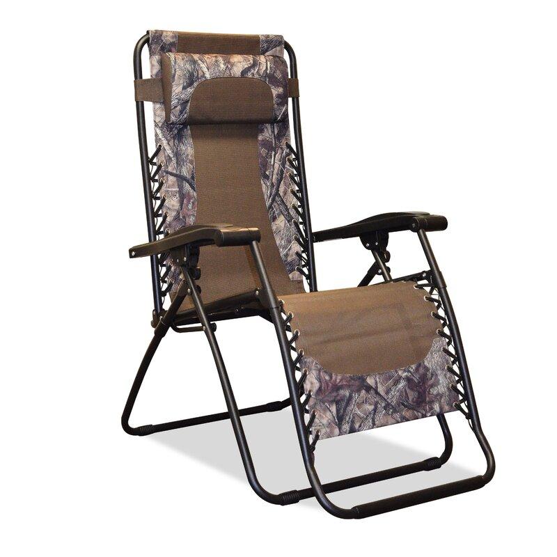 Caravan Canopy Sports Infinity Reclining Zero Gravity Chair