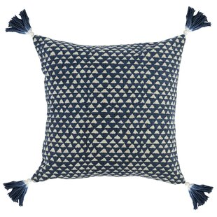 Arapahoe Cotton Throw Pillow