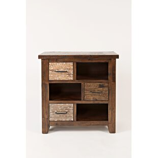 Heritage Hill 3 Drawer Accent Chest by Loon Peak