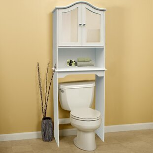 Find the perfect 24 W x 68 H Over the Toilet Storage By Hazelwood Home