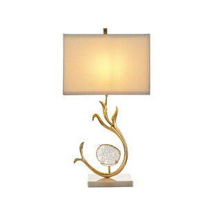 Putnam Polyresin 30 Table Lamp