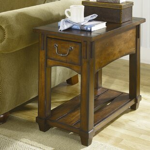 Fort Bragg Chairside Table..
