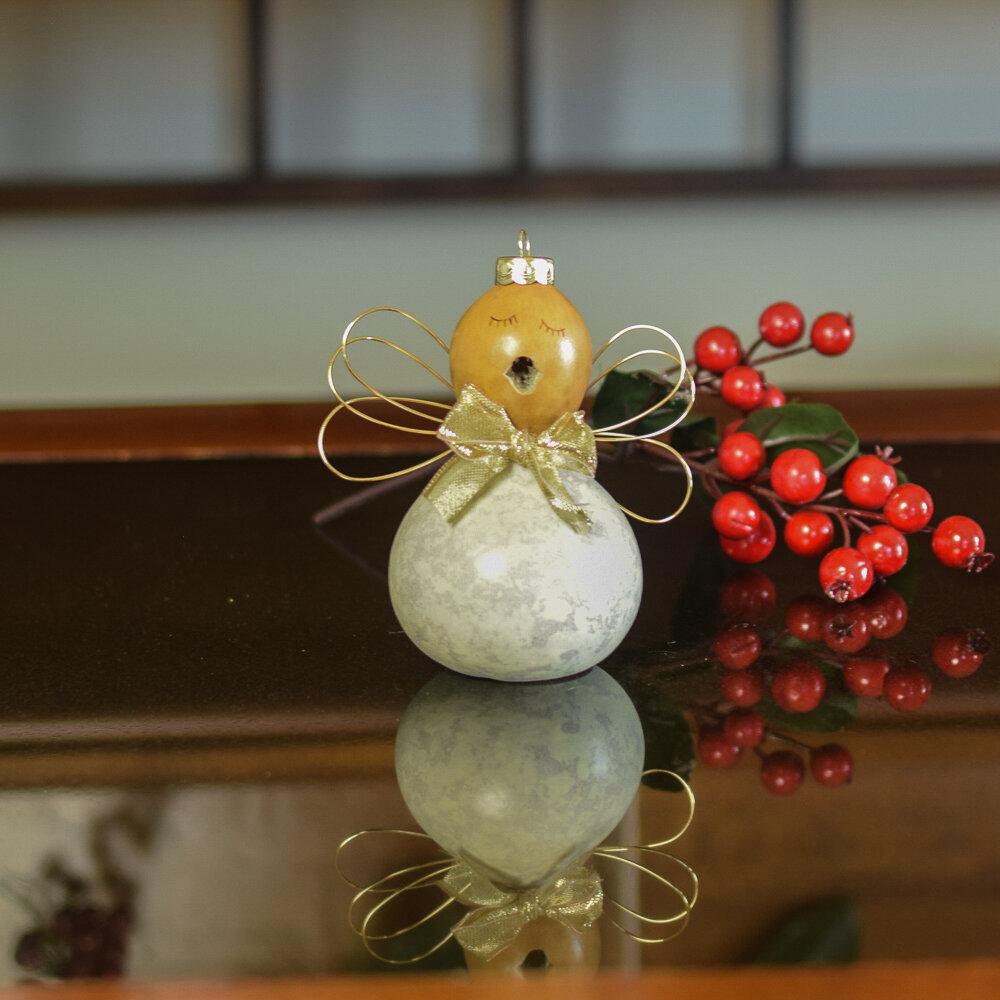 The Holiday Aisle Gourd Hanging Figurine Ornament Wayfair