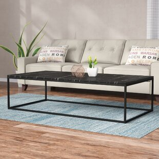 Dahmen Coffee Table by Brayden Studio Best Choices